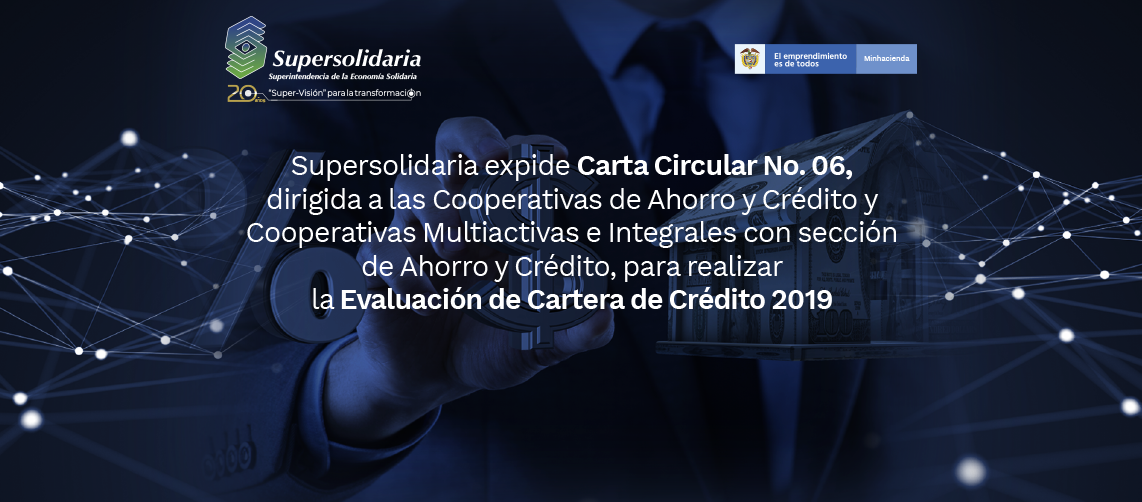 Supersolidaria expide Carta Circular No. 06